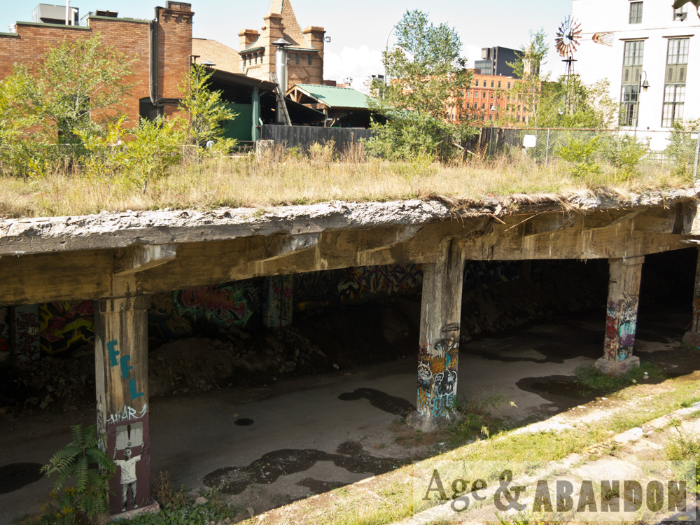 Rochester Abandoned Subway Map.Rochester Age Abandon