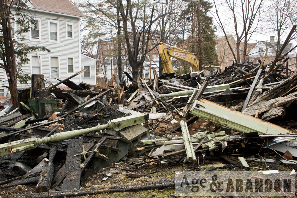 House On Church Street Poughkeepsie Ny Age Amp Abandon