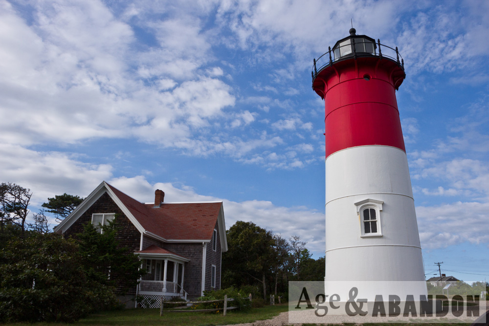 nauset lighthouse  eastham  cape cod   ma